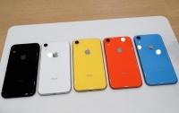 Apple значительно корректирует планы по выпуску iPhone XR