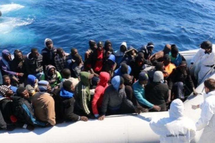 Уберегов Ливии пропали около ста мигрантов