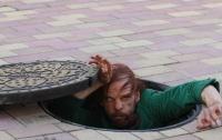 Человек из люка: бомж борется с чертовщиной в Николаеве