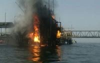 В Венесуэле взорвалась нефтяная платформа