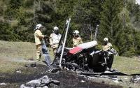 В Австрии потерпел крушение вертолет: есть жертвы