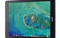 Acer выпустила первый в мире планшет на базе системы Chrome OS