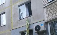 В Харькове разбилась пенсионерка, спускаясь по простыням из квартиры