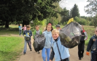 Очистим природу от мусора