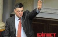 Олег Тягнибок намерен судиться с немецким политиком, назвавшим его «фашистом»