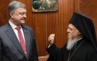 Порошенко объявил о начале процедур для объединения украинской церкви