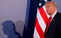Трамп стал самым непопулярным президентом США за 70 лет