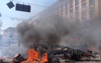 После субботника на Майдане пострадали три человека