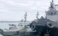 Захваченный в Азовском море сотрудник СБУ сделал заявление