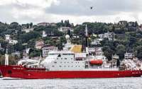 В ЮАР хотят привлечь украинский ледокол для изучения Антарктики