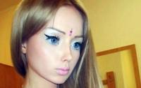 Одесская Барби показала стройную фигуру в мини-шортах (ФОТО)