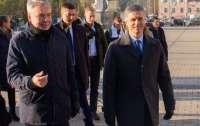 Глава МИД Финляндии прибыл в Украину и поедет на Донбасс