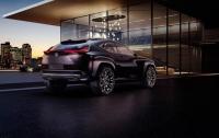 Lexus покажет прототип небольшого вседорожника