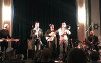 Pushkin Klezmer Band собрал аншлаг в Галицкой синагоге