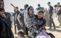 После войны в Сирии поток беженцев в Турцию удвоился