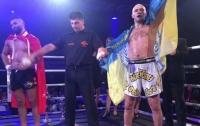 Украинец стал семикратным чемпионом мира по кикбоксингу