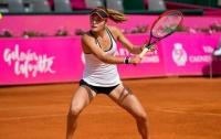 Украинская теннисистка выиграла первый титул в сезоне