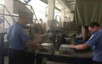 В Украине проводят массовые обыски на алкогольных заводах - ГФС