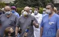 Врачи в Киеве пожаловались на низкие зарплаты