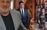 Bloomberg: Зеленскому нужно быть осторожнее с Коломойским