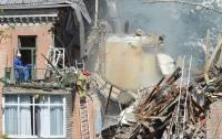 Жителям взорвавшегося дома в Киеве выделят квартиры