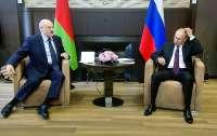 Лукашенко уже получил путинские деньги