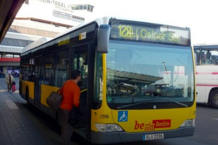 ВГермании публичный транспорт будет бесплатным