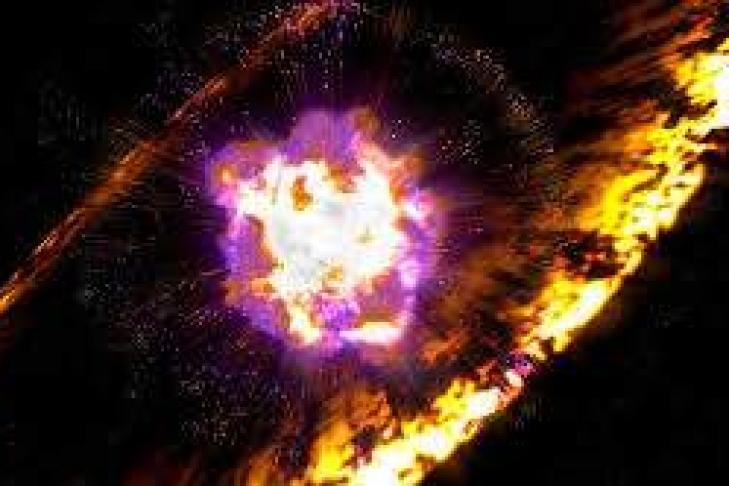 Астрономы узнали, при каких условиях сверхновая убьет жизнь наЗемле