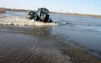 Дунай затапливает Одесскую область