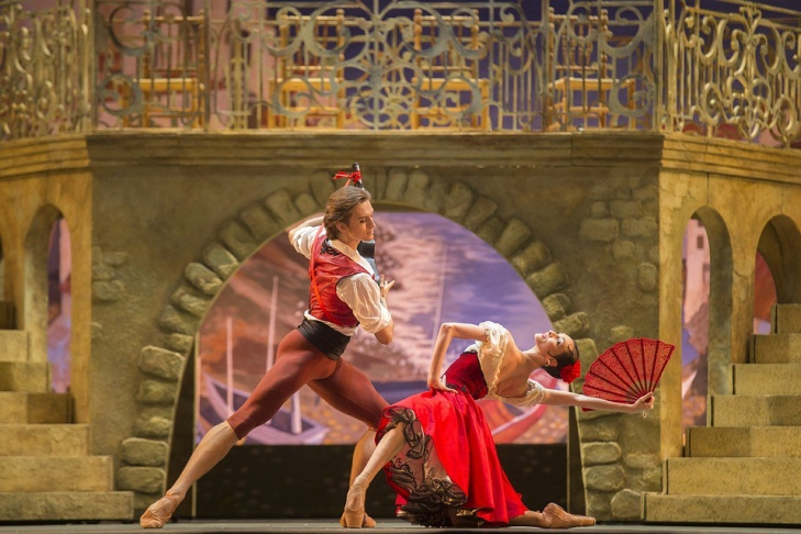МИДРФ сожалеет оневыдаче виз США артистам огромного театра