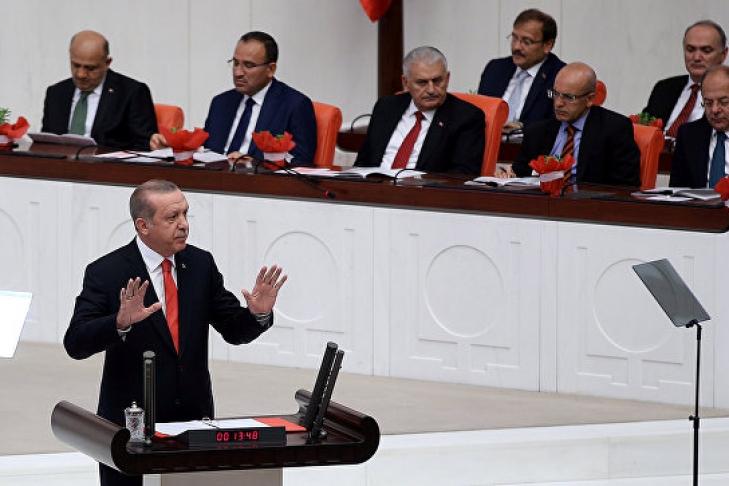 Турции больше ненужно членство вЕС