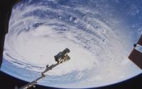 В космосе сняли первое видео сверхвысокого качества