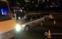 Полицейские сбили женщину в Запорожье