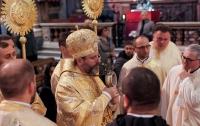Во время богослужения к годовщине Голодомора в Неаполе произошло церковное чудо (видео)