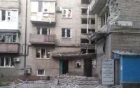 На Донбассе во время обстрелов пострадал мирный житель