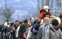 Переселенцев из Донбасса стало меньше