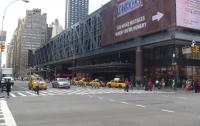 На автовокзале на Манхэттене произошел взрыв