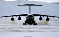 Украинские пилоты успешно возвращаются из Гренландии