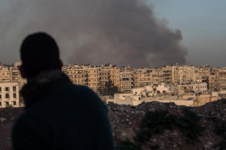 В съезде США посоветовали строить вСирии подземные укрепления