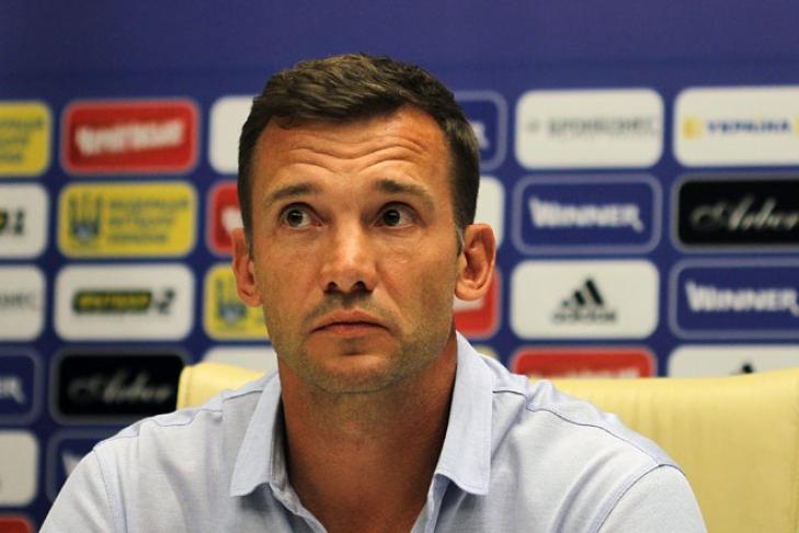 Шевченко останется у руля сборной Украины до конца квалификации Евро-2020