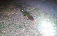 Под Харьковом в жилой дом выстрелили из гранатомета