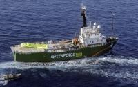 В России активистов «Гринпис» обвинили в пиратстве