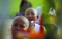 В Камбодже прошла траурная процессия по королю