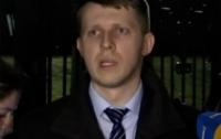 Прокурор САП Сымкив