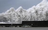 На Японию движется мощнейший за последние 60 лет тайфун