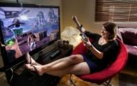 Видеоигры способствует появлению лишнего веса у девушек - исследование
