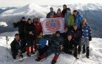 Украинские Черкассы оказались в Гималаях (ФОТО)