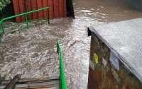 Потоп в Хмельницком: город рушится