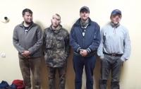 Правоохранители обнаружили группу сталкеров на территории зоны ЧАЭС