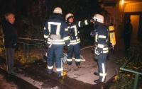В Киеве произошел пожар в жилом доме, эвакуировали 9 человек